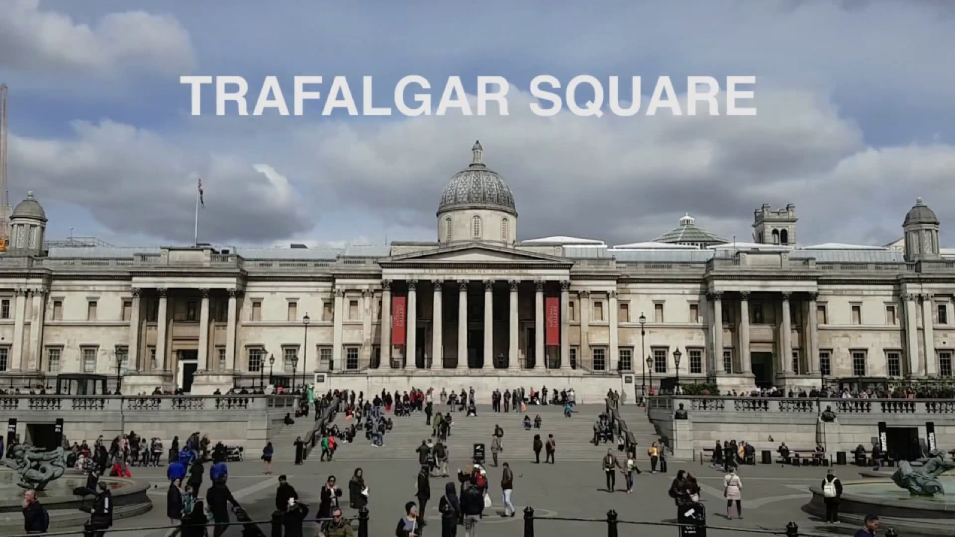 Guide to Trafalgar Square